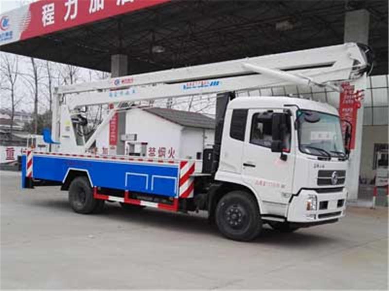 东风天锦高空作业车22米