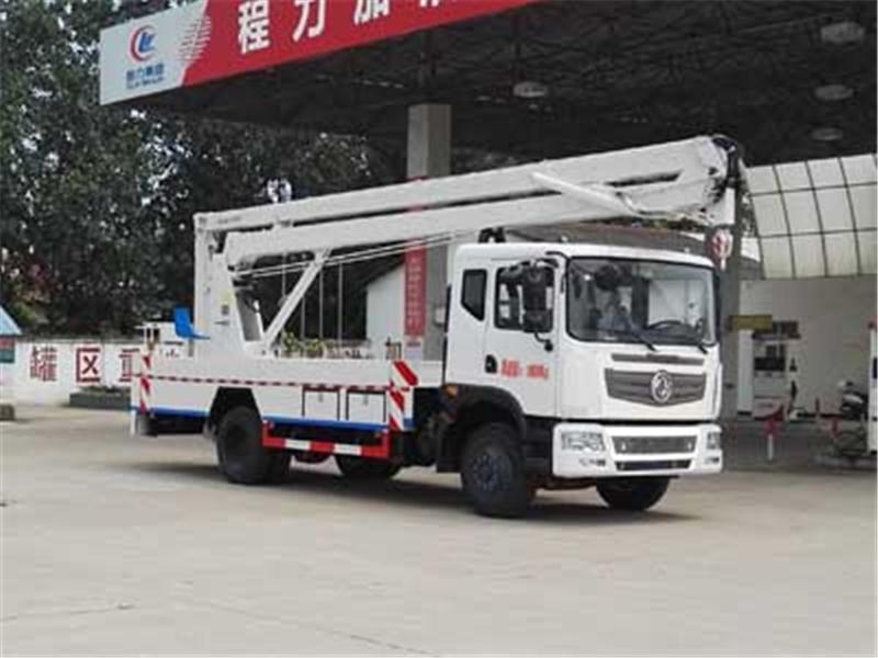 东风T5新款高空作业车22米