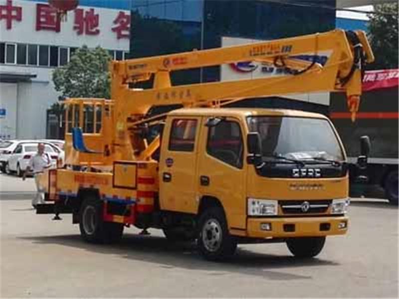东风凯普特高空作业车12米-16米