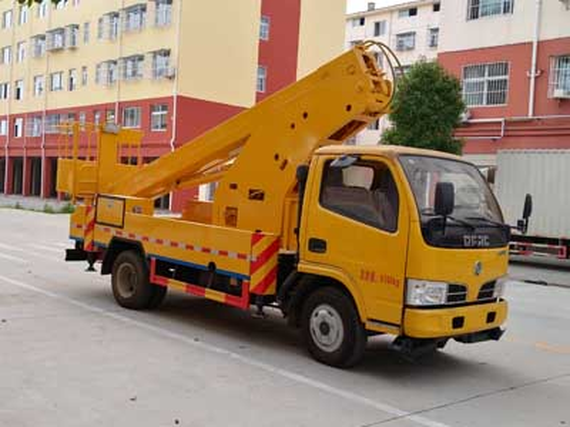 东风福瑞卡高空作业车12米-16米