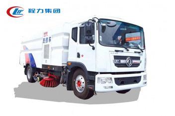 东风D9洗扫车